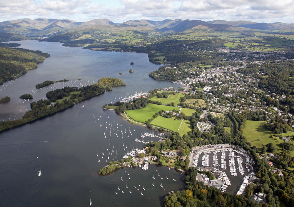 Events in the Lake District in 2018
