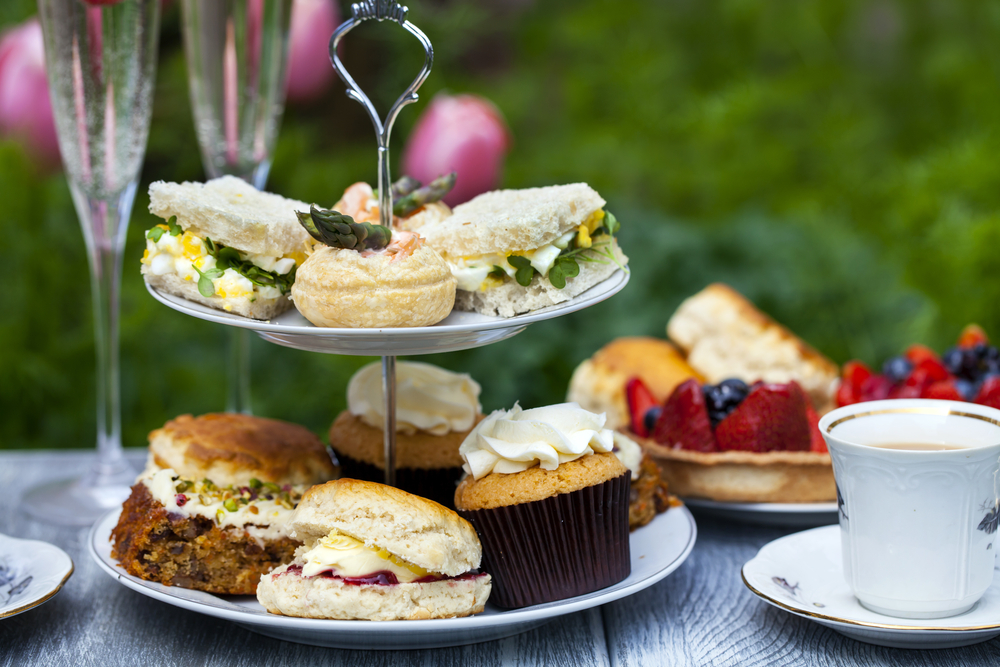 5 Suggestions for Afternoon Tea in the Lake District