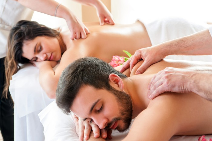 Health Benefits of a Spa Package Break