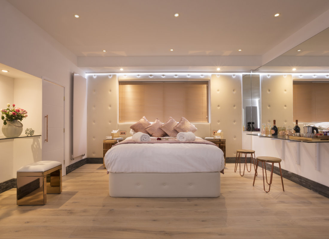 The Rose Gold Suite Windermere Tranquil Retreat