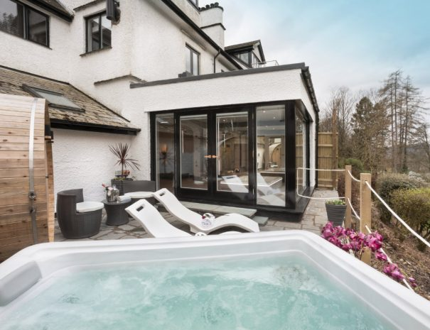 Windermere Hotels with Hot Tubs