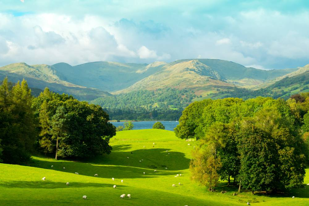 Happy World Heritage Day from Windermere
