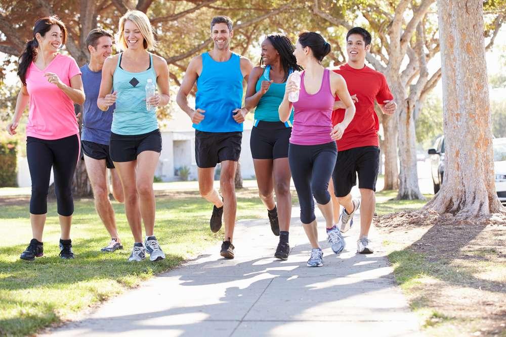 Keep fit in Windermere