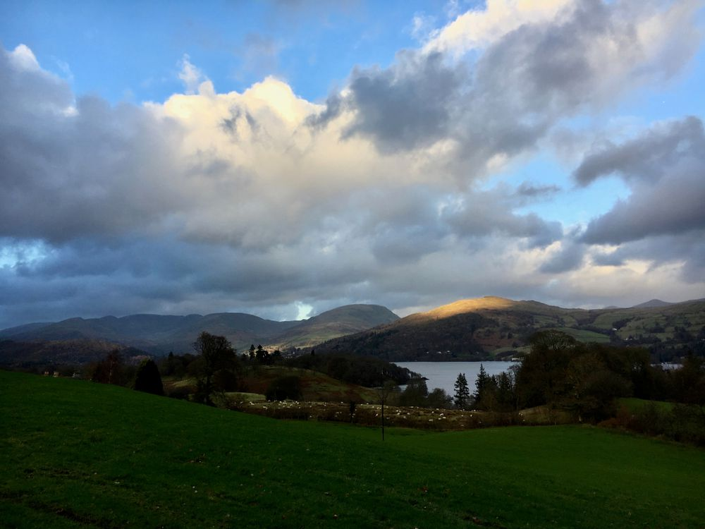 Things to do in the Lake District in December