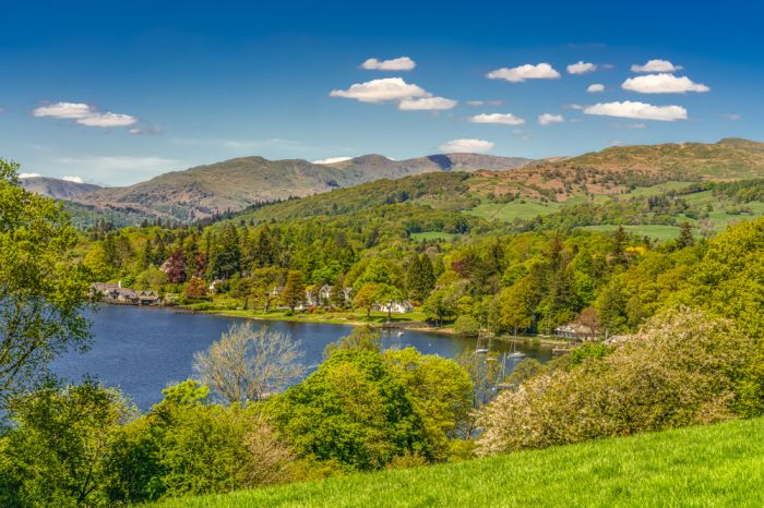 The Lake District in May
