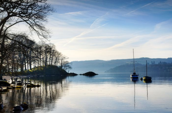 Winter Spa Break in the Lake District