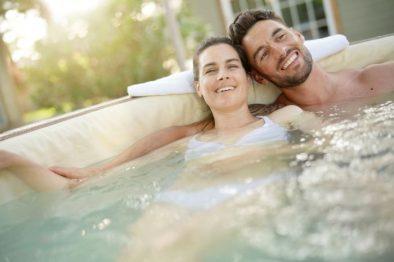 Hot Tub Spa Suites in Windermere